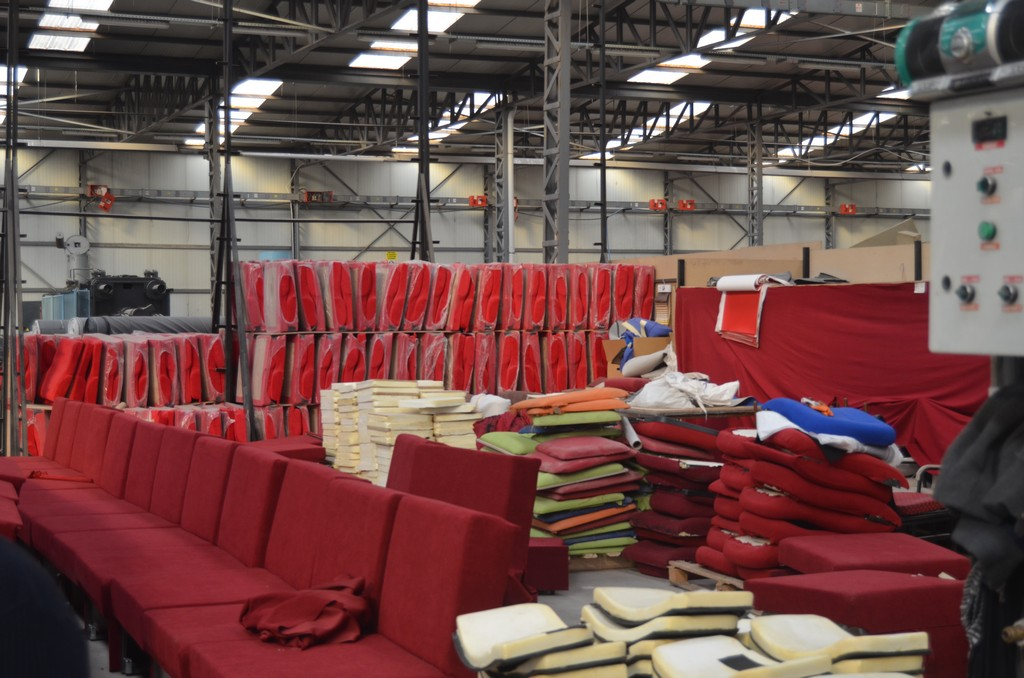 konferans koltukları imalatı